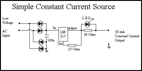 Constant current circuit