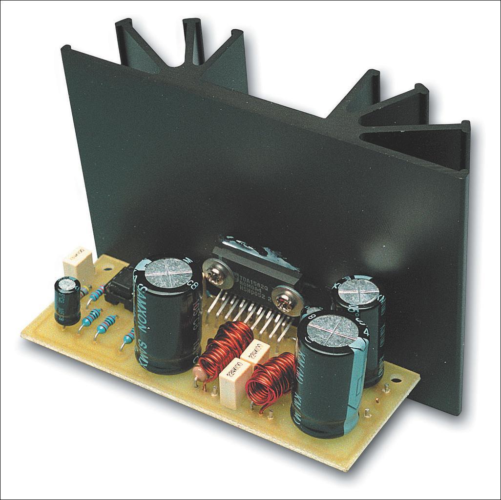 36 Watt0 Audio Power Amplifier Circuit Image 555 Circuitjpg