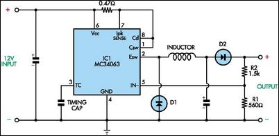 Cheap switch mode dc dc converter circuit diagram ccuart Image collections