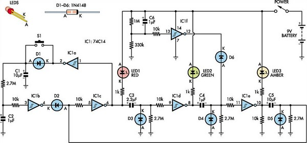 wiring diagram for traffic light the wiring diagram interactive toy traffic lights circuit diagram wiring diagram