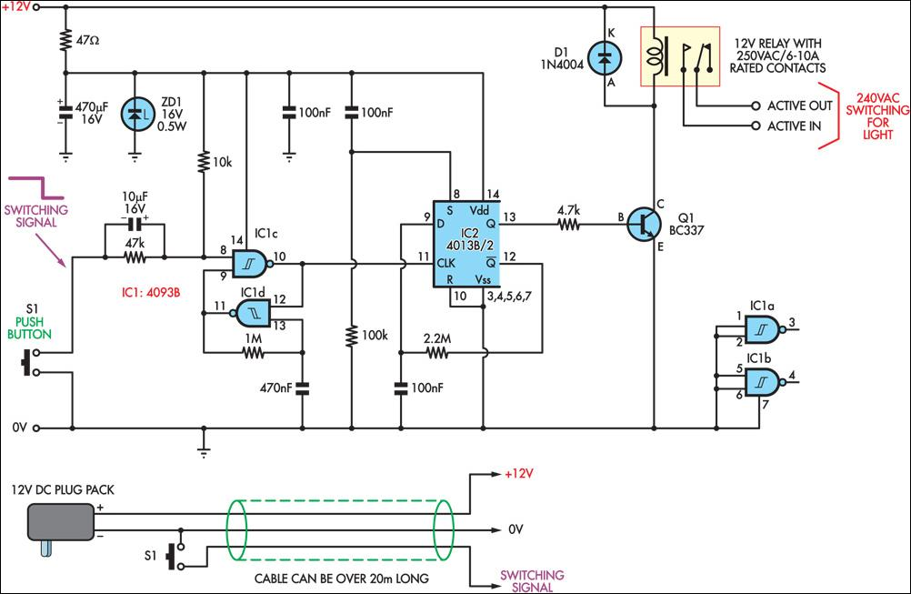 Low Voltage Sensor Switch Wiring Diagram