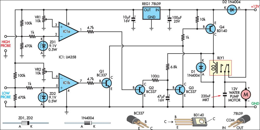 reservoir pump controller circuit diagram 2 pump controller circuit diagram fire pump control panel wiring diagram pdf at soozxer.org