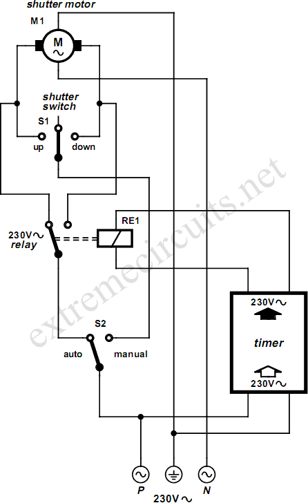 rolling_shutter_control2_circuit_diagram 2 rolling shutter motor control circuit diagram Relay Switch Wiring Diagram at n-0.co