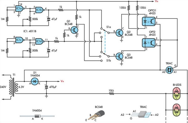 Led christmas lights circuit diagram and working circuit diagram wiring diagram for led christmas lights the wiring diagram wiring diagram asfbconference2016