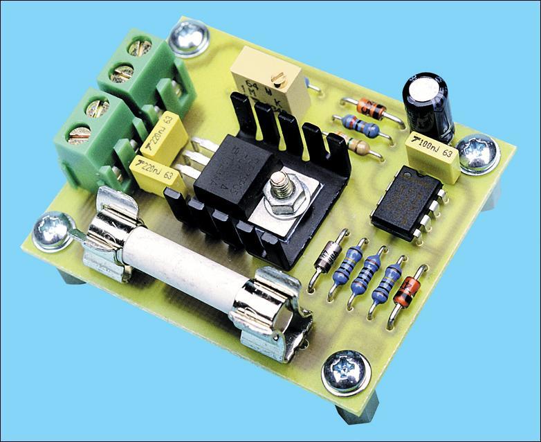 Versatile micropower battery protector circuit diagram