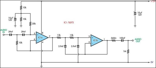 Terrific Electronic Filter Circuit Diagrams Circuit Schematics Diagram Data Wiring 101 Capemaxxcnl