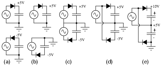 voltage multipliers   diodes and rectifiers