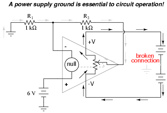 practical considerations   operational amplifiers