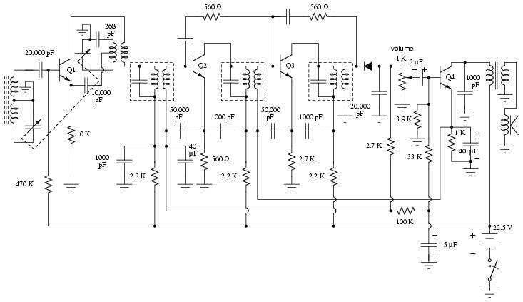 radio circuits