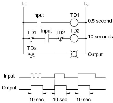 monostable multivibrators multivibrators rh learningelectronics net Current Relay Wiring Diagram Current Relay Wiring Diagram