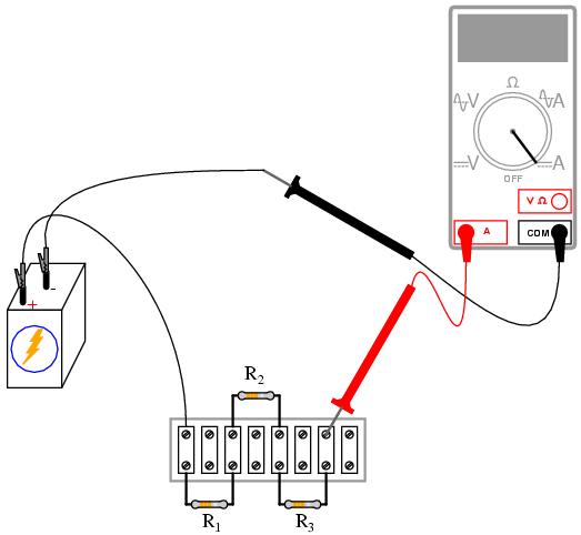voltage divider   dc circuits