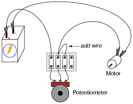 7 together with Potentiometers as well Motor Schematic Diagram further Engineeronadisk 15 additionally EXP 3. on dc motor potentiometer connection