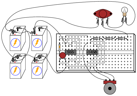 pwm power controller   analog integrated circuits