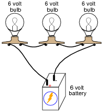 Wiring Multiple Recessed Lights Diagram together with Wiring Diagram For Led Recessed Lights together with Wiring Diagram Led Light Bar To High Beam moreover Led Sign Wiring Diagram as well Three Lights In Parallel. on wiring recessed lights in series diagram