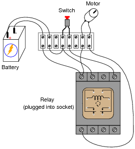 8 Pin Relay Wiring Diagram: 8 Pin Relay Wiring Diagram   DigitalWEB,