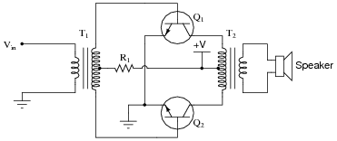 01126x01 png examine this push pull audio amplifier circuit