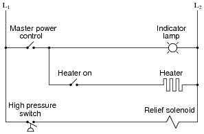 Electromechanical Relay Logic   Worksheet