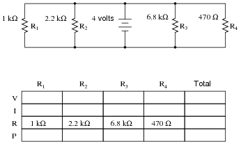 Printables Circuit Worksheet parallel circuits worksheet davezan