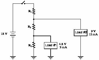 Cool Voltage Divider Circuits Worksheet Wiring Digital Resources Bemuashebarightsorg