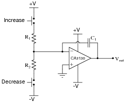 An Op   Integrator How Does It Work moreover Check If An Analog Voltage Is 0 furthermore WO2006047268A1 together with Dualslopeint likewise Document. on integrator amplifier equation